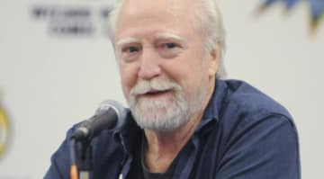 'Walking Dead' actor Scott Wilson dies at 76