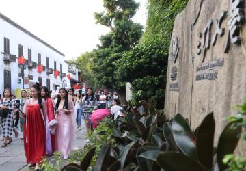 国慶節の連休中、福建省を訪れた観光客が3千万人突破