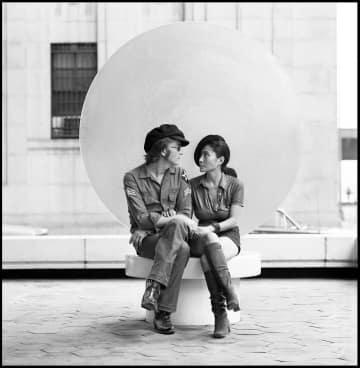 photo by Iain Macmillan © Yoko Ono
