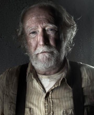 ご冥福をお祈りいたします - 「ウォーキング・デッド」シーズン3でのスコット・ウィルソンさん - AMC / Photofest / ゲッティ イメージズ