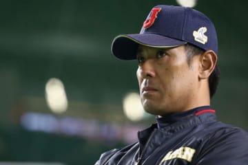 侍U-23の監督を務める稲葉氏【写真:Getty Images】