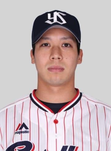 ヤクルトの山田哲人内野手