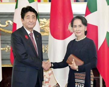 Japan-Myanmar talks