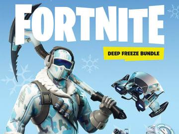 『フォートナイト』特別パッケージ版『Fortnite: Deep Freeze Bundle』が海外発表!