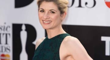 LONDON, ENGLAND - OCTOBER 02: Jodie Whittaker attends the Classic BRIT Awards 2013 at the Royal Albert Hall on October 2, 2013 in London, England. (Photo by Ian Gavan/Getty Images)