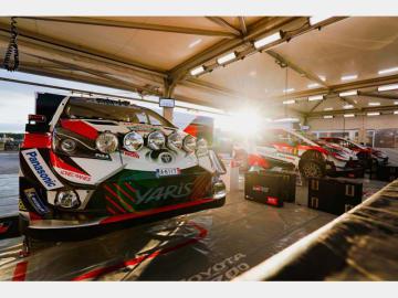 次戦WRC第12戦「ラリー・デ・エスパーニャ」は舗装路とダートの両路面が待つ過酷なレースで、メカニックの腕も重要なラリーフィールドとなる