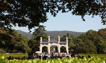 国慶節連休中、国内の観光客数は延べ7億人超に