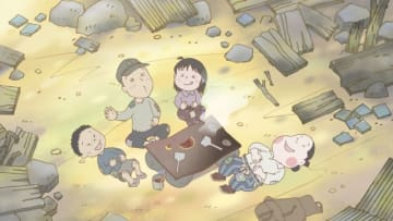 WEBアニメ「わたしの名はオオタフクコ」より