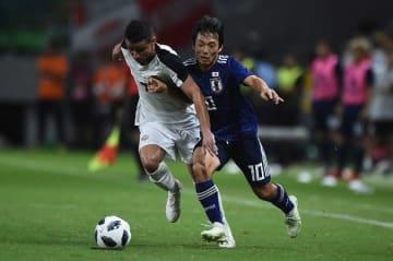 日本代表でも主力となっている中島 photo/Getty Images