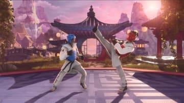 テコンドーを題材にしたスポーツACT『Taekwondo Grand Prix』がSteam配信!