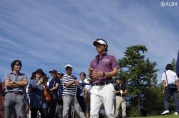 悲願のナショナルオープン制覇へ強力ライバルが出現(撮影:ALBA)