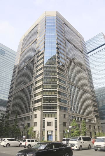 Mizuho Securities head office