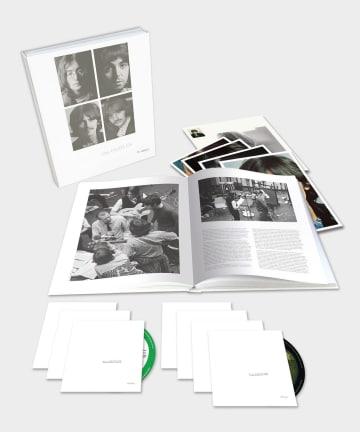 『ザ・ビートルズ(ホワイト・アルバム)』スーパー・デラックス・エディション<6CD + 1ブルーレイ(音源のみ)収録豪華本付ボックス・セット>