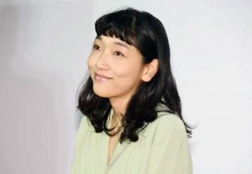 ヒロイン・福子を演じる安藤サクラ(写真は9月に撮影)