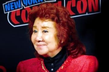 声優の野沢雅子、「オッス! オラ悟空」はやっぱり大盛り上がり!
