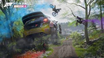 オープンワールドレーシング『Forza Horizon 4』発売初週にプレイヤー数が200万人に到達!―開発元が公表