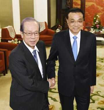 China-Japan talks