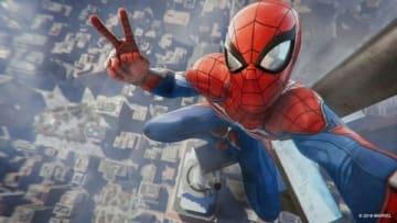 「Marvel's Spider-Man」のゲーム画面(C)2018 MARVEL (C)Sony Interactive Entertainment LLC Developed by Insomniac Games