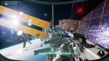 宇宙空間で戦う無重力FPS『Project Bounday』13分ゲームプレイ映像!