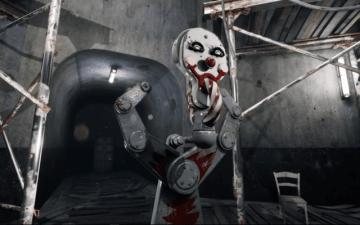 パラレルワールドのソ連が舞台のFPS『Atomic Heart』謎に満ちた奇妙な動画「Clown Trap」公開