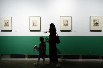 豊子愷生誕120周年回顧展、杭州市で開幕