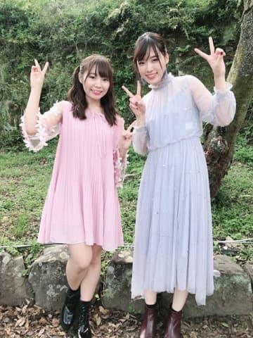 ▲左からYURiKAさん、大原ゆい子さん