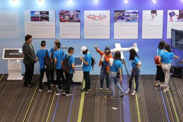 中国科学院科学技術革新成果海外巡回展が開幕 バンコク