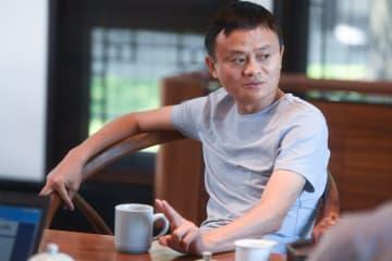 馬雲一族が4年ぶりトップ 中国長者番付