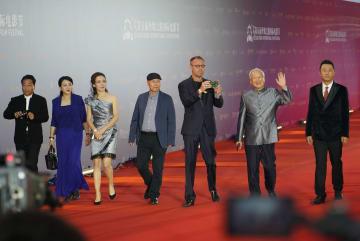 第5回シルクロード国際映画祭開幕 陝西省西安市