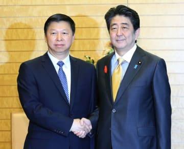 日中 首脳会談 会談 中国 日本 米中 貿易摩擦 アメリカ 習近平 安倍