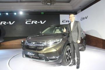 Honda Cars India President Nakanishi