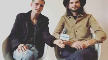 VIDEO EXCLUSIVE: Hudson Taylor On Their New Music, Touring With Hosier