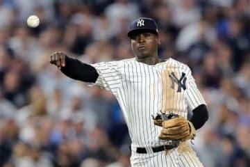 ヤンキースのディディ・グレゴリアス【写真:Getty Images】