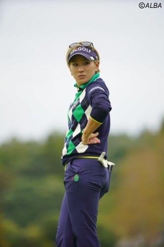 成田美寿々、困難に打ち勝って優勝戦線に浮上した(撮影:鈴木祥)