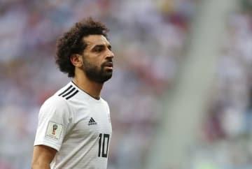 アフリカ・ネイションズカップの予選で得点 photo/Getty Images