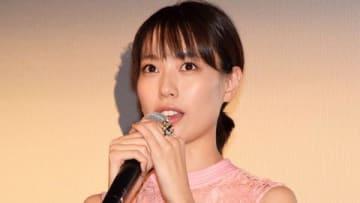 連続ドラマ「大恋愛~僕を忘れる君と」のトークイベントに登場した戸田恵梨香さん