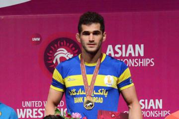 アジア・インドア&マーシャルアーツ大会とアジア選手権を制したエサドラ・アクバリザリンコラエイ(イラン)