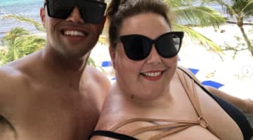 'This Is Us' Star Chrissy Metz Says It Took Her 38 Years To Wear A Swimsuit On Vacation
