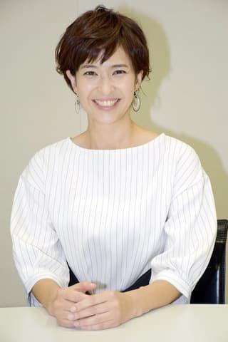 報道番組「報道ステーション」への思いを語った徳永有美さん
