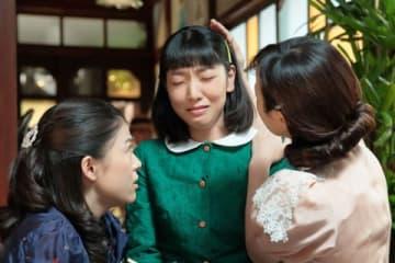 NHK連続テレビ小説「まんぷく」第13回の一場面 (C)NHK