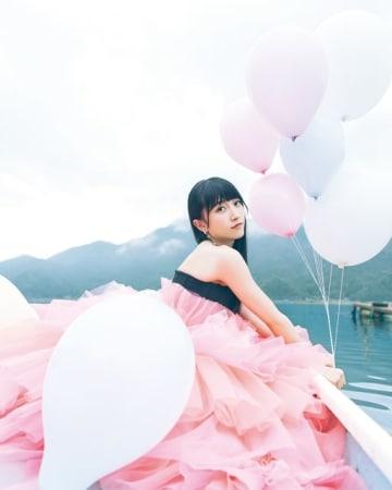 ▲山崎エリイ2ndアルバム『夜明けのシンデレラ』の新アーティスト写真
