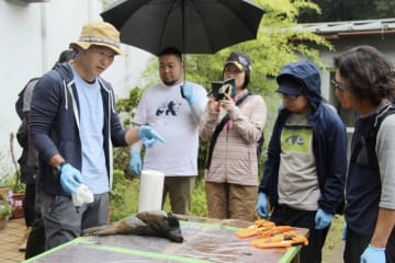 Eastern Japan city encourages hunting as business