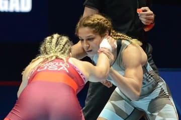 チュニジア女子の期待を背負うマルワ・アムリ(チュニジア)