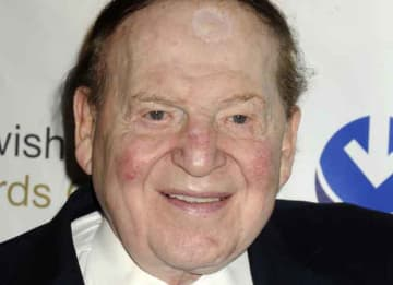 Sheldon Adelson Fills Republicans' Election Coffers With New $25 Million Donation
