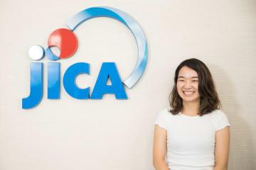 独立行政法人 国際協力機構(JICA) 社会基盤・平和構築部 北松祐香さん
