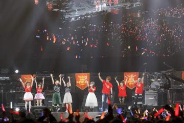 「KING SUPER LIVE 2018 in 上海」写真:上飯坂一