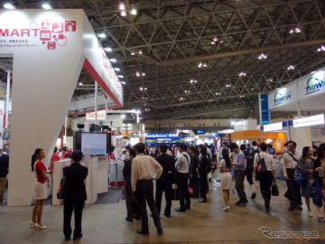 前回「CEATEC JAPAN 2017」の様子