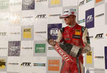 ミック・シューマッハーがF3欧州王座を獲得。