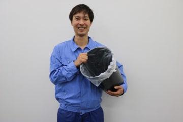Comedian/sanitation worker Takizawa