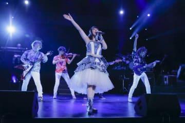 「NANA MIZUKI LIVE ISLAND 2018+」<上海公演> 写真:上飯坂一